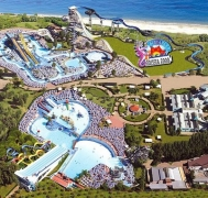 Water park, local excursions, sea, mountains or kitesurf